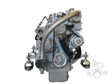 Perkins içten takma deniz motorları