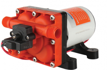 Seaflo Hidrofor 11.3 lt. / dk. 55 psi