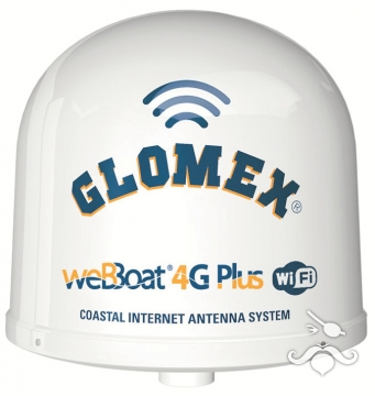 Glomex WeBBoat 4G Plus