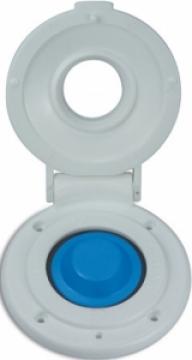 Quick zincir yıkama ayak butonu.
