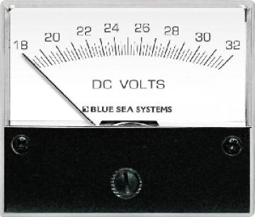 D.C. Voltmetre.