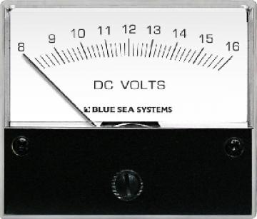 DC Voltmetre.