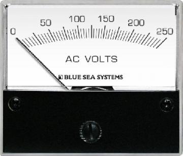 AC Voltmetre.