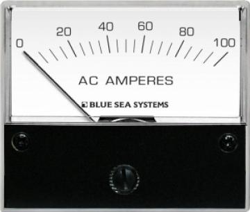 AC Ampermetre. 0-100 A.
