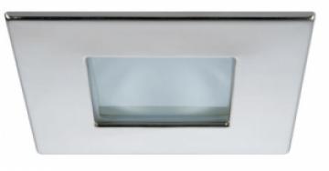 Quick Marine Lighting spot lamba. Model LISA.\nHalojen / Saten paslanmaz çelik
