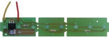 Blue Sea Systems otomatik sigortalı paneller için etiket aydınlatma kiti