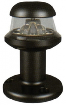 Çıpa feneri, ledli, 20 metreye kadar tekneler için uygundur. RINA onaylıdır.
