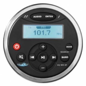 Aquatic AQ-WR-4F LCD ekranlı, sabit, kablolu uzaktan kumanda