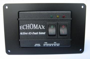 Echomax aktif radar hedef güçlendirici kontrol kutusu için gömme montaj kiti.