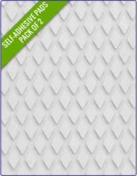 Treadmaster Grip Ped. Güvertedeki küçük alanlarda kullanmak üzere imal edilmiştir. Kendinden yapışkanlıdır.