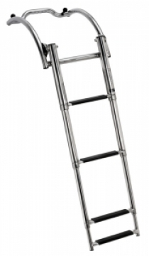 Şişme bot Merdiveni
