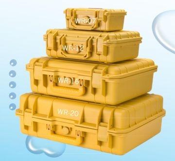Su Geçirmez Çanta, Sarı 515x415x200mm