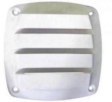Haavalandırma, beyaz plastik.125x125mm