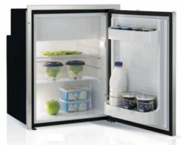 Vitrifrigo buzdolabı. C90iX. Paslanmaz çelik kapaklı.