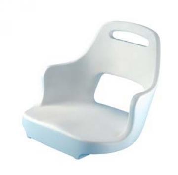 Plastik koltuk.