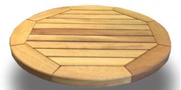 Ahşap Masa Tablası Çap 60 cm