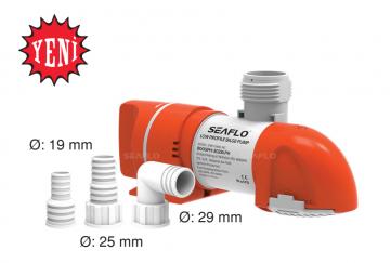 Seaflo Otomatik Düşük Profil Sintine Pompası 12 Volt