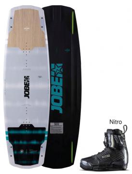JOBE Wakeboard Maddox 142 cm Nitro Ayakkabı: 40-44