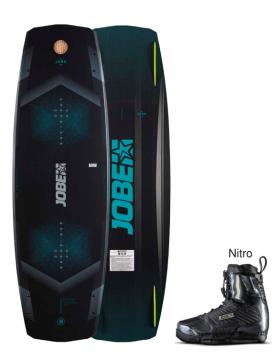JOBE Wakeboard Knox 143 cm Nitro Gri