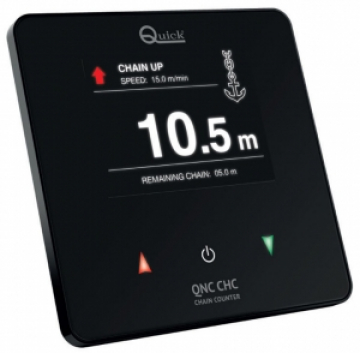 Quick CHC zincir sayaçlı kumanda paneli.