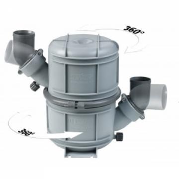 Waterlock. 60 mm iç çaplı egzoz hortumlarına uygundur. Su kapasitesi 10 litre'dir.