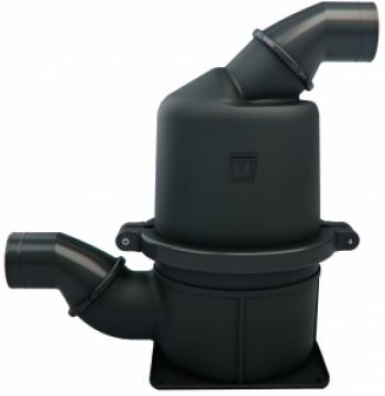 Vetus ağır hizmet tipi kompozit waterlock. Hortum Ø 152 mm