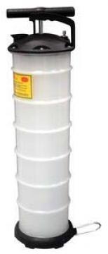 Karter yağ boşaltma pompası. 6.5 litre tanklı.
