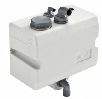 Vetus dik montaj pis su tankı. Koku geçirmez ve dışarıdan seviye görülebilir.